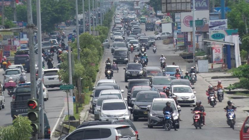 Larangan Mudik Lebaran Sangat Berdampak Pengusaha Angkutan, Pemko Pekanbaru Akan Segera Bahas Aturan Arus Mudik