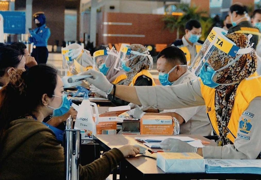 Loloskan Penumpang Asal India, Satgas: Dua Oknum Bukan Petugas Bandara