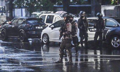Lone Wolf Teroris di Mabes Polri Seorang Milenial Berideologi ISIS