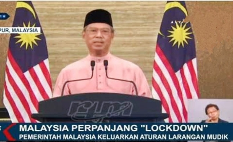 Malaysia Wacanakan Larangan Mudik Tahun Ini –
