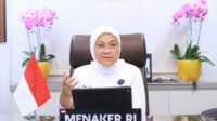 Menaker Ida: Posko THR Sudah Ada di 34 Provinsi - Suara Pemerintah