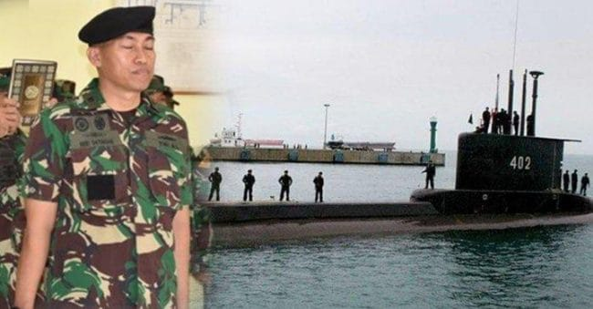 Mengenang Letkol Heri Oktavian Komandan KRI Nanggala 402, Ayah Dua Anak Perempuan