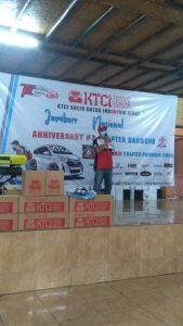KTCI gelar JamNas Perdana dengan bakti sosial kesesama (Sumber : Istimewa)