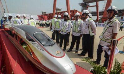 Menhub: KA Cepat Jakarta-Bandung Lompatan Teknologi Pembangunan Indonesia
