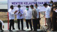 Menteri Trenggono Ajak Pembudidaya Milenial Kreatif Kembangkan Pakan Mandiri