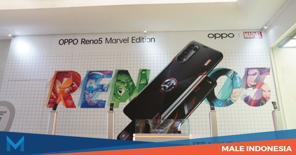 OPPO Buka Gerai Ekslusif Reno5 di Plaza Indonesia