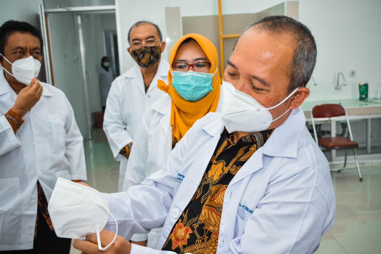 Pacu Daya Saing Bahan Baku Lokal, Kemenperin Dorong TKDN Produk Nasional