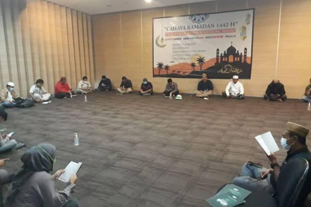 Paguyuban Redaksi Gedung SINDO Gelar Khataman Qur'an 30 Juz