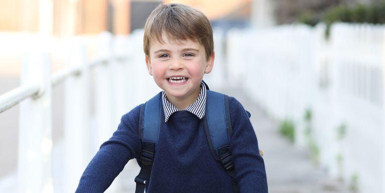 Pangeran Louis Terlihat Sudah Sangat Besar dalam Foto Ulang Tahun Ketiganya