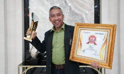 Pegadaian Raih 2 Penghargaan di Bidang Komunikasi dan Inovasi