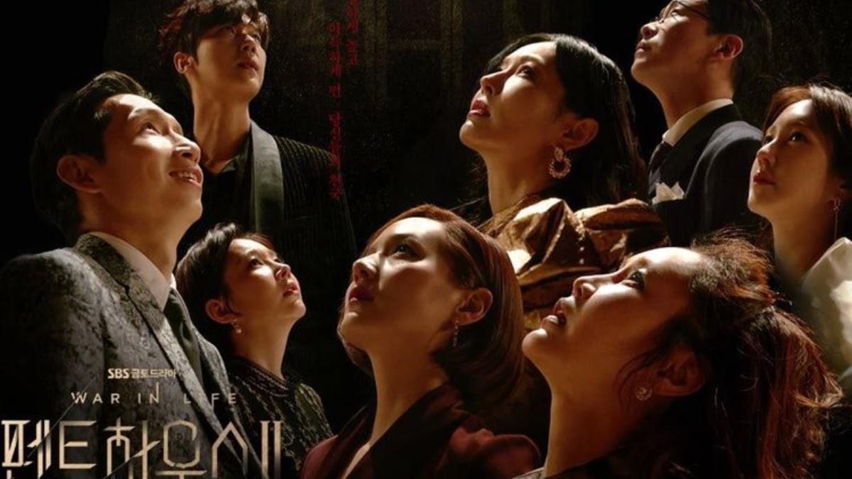 Pemeran SBS 'The Penthouse 3' Syuting Pertama Akhir Bulan, Kemunculan Park Eun Seok Dipertanyakan