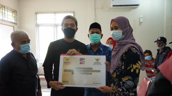 Pemkot Bogor Beri Bantuan Modal UKM Penjual Takjil