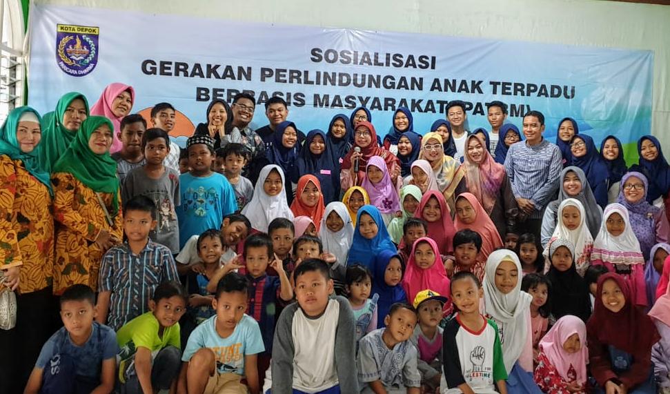 Pemkot Depok Dinilai Gagal Laksanakan Predikat Kota Layak Anak –