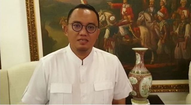 Pencarian KRI Nanggala 402, Dahnil Anzar: Selain Usaha Keras, Doa Terbaik Patut Kita Panjatkan : Okezone Nasional