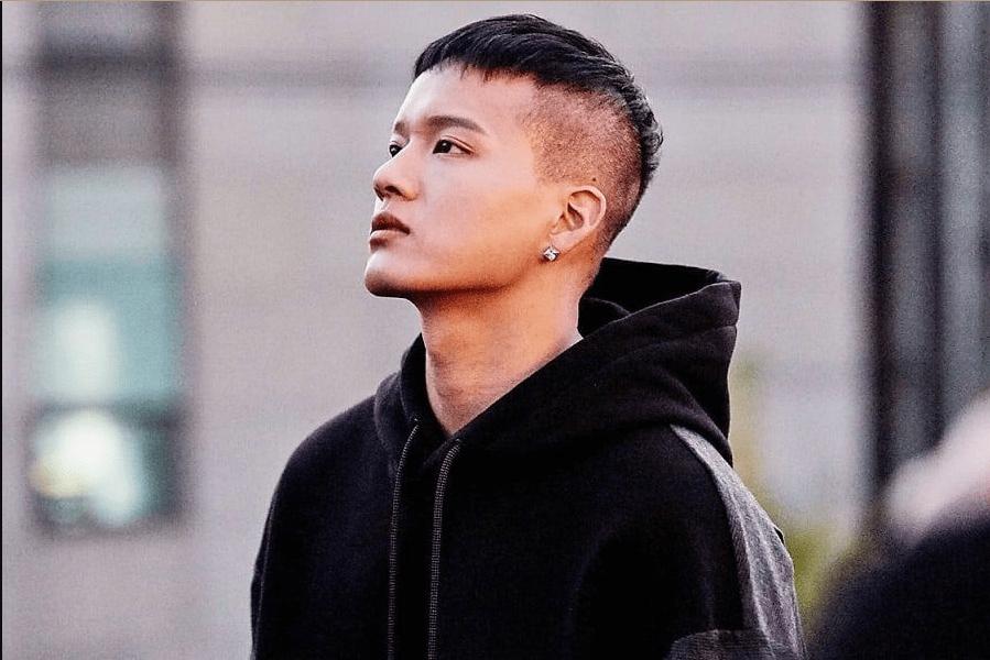 """Peniel BTOB Serukan """"Stop Asian Hate"""" dalam Red Angel Concert"""