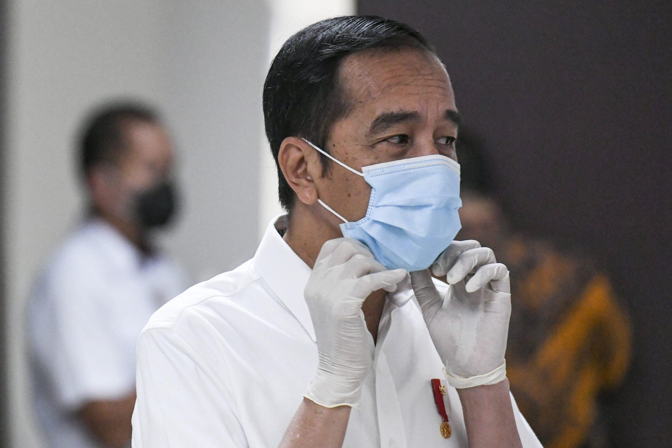 Perkembangan Teknologi, Jokowi: Informasi Jadi Kebutuhan
