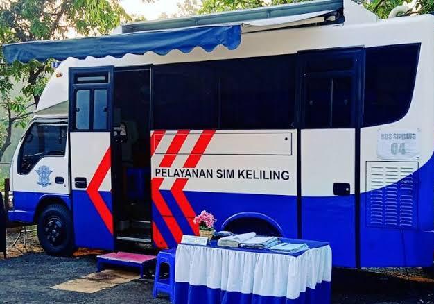 Polda Metro Jaya Sediakan Layanan Samsat Keliling PKB Tahunan