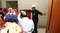 Program Mitigasi Bencana, KemenPPPA Gelar Simulasi Keselamatan