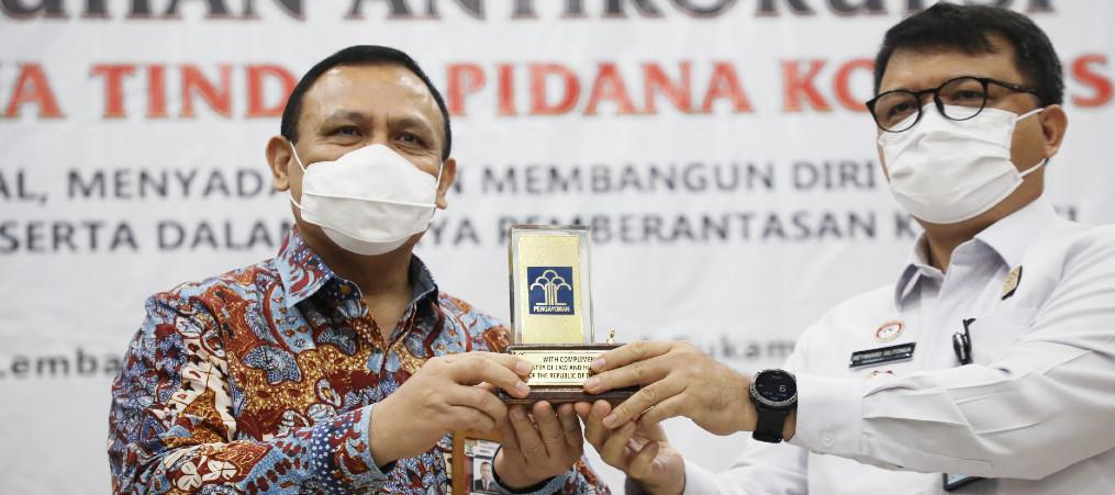 Program Pembekalan Antikorupsi di LP Sukamiskin Bandung