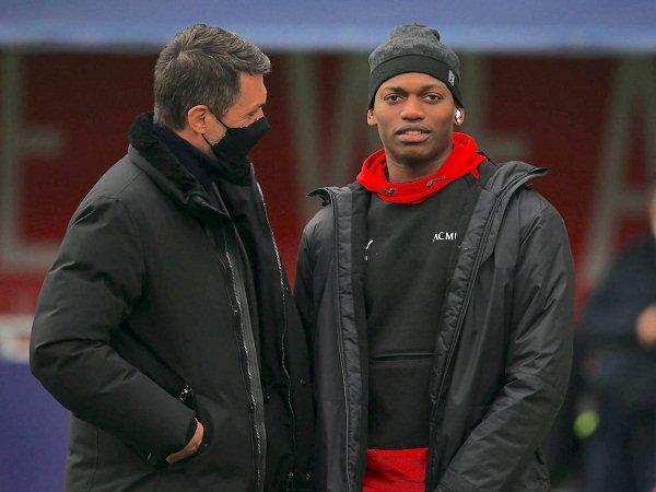 Pulih dari Cedera, AC Milan Punya Rencana Besar untuk Leao
