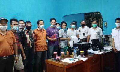 Puluhan Pedagang Pasar Kambing Kebon Melati usai bertemu dengan Pihak PD Pasar Jaya
