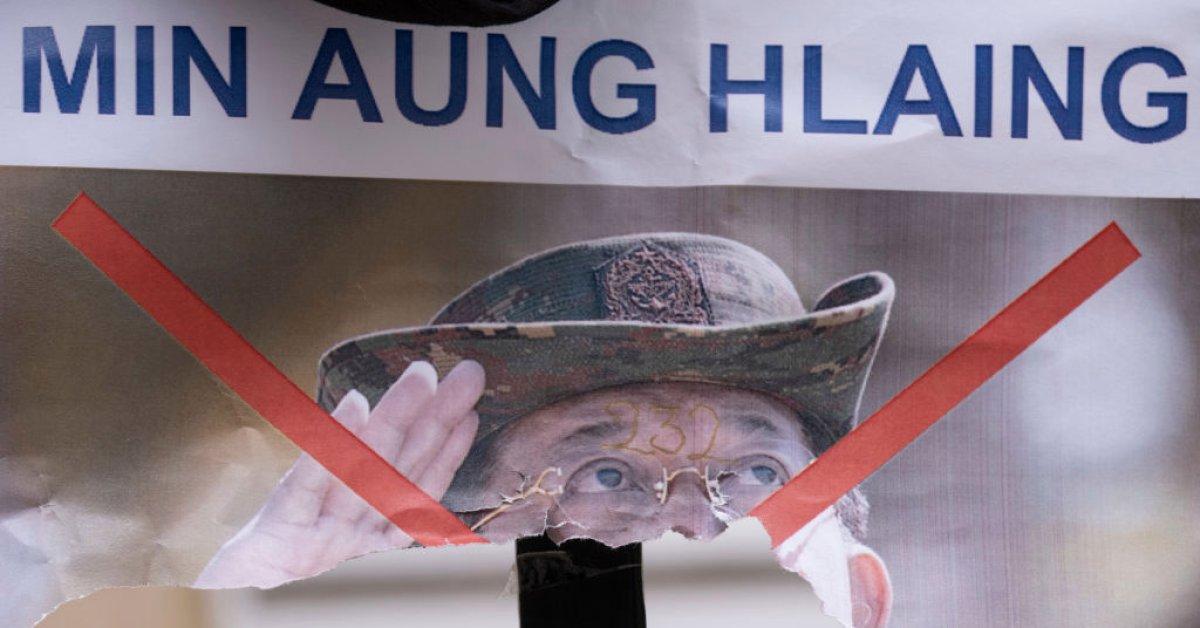 Rakyat Myanmar Telah Menolak Para Jenderal. ASEAN dan Dunia Harus Melakukannya Dengan Baik