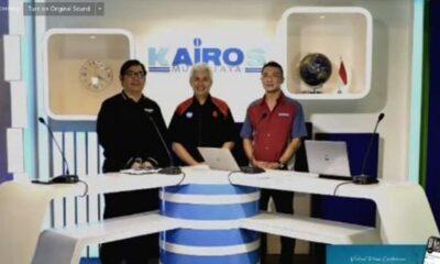 Rambah E-Commerce, PT Kairos Gandeng Blibli.com Hadirkan 'Casio Music Indonesia Official Store'