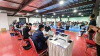 Resmikan Posko Vaksinasi Covid-19, CEO Indonesia Kembali Gelar Vaksinasi Massal di 500 Titik Nasional