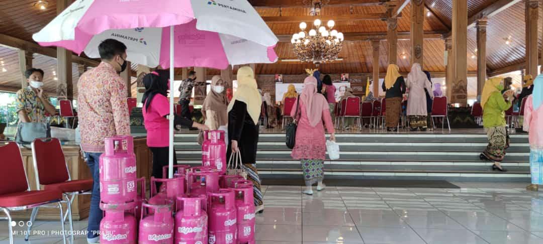 Sambut Hari Kartini, Pertamina Gelar Promo LPG Bright Gas