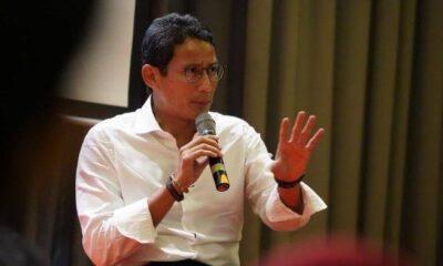 Sandiaga Apresiasi PT HIN Rebranding Hotel Promosikan Kearifan Lokal