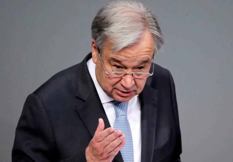 Sekjen PBB: Planet Bumi di Ambang Kehancuran : Okezone News