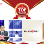Semakin Positif di Ranah Digital, Bank DKI Raih Indonesia TOP Digital Public Relations Award 2021