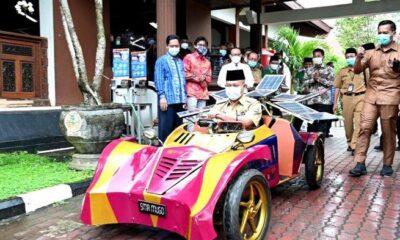 Spectre, Mobil Listrik Inovasi Siswa SMA di Kebumen