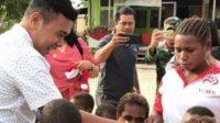 Stafsus Presiden, Billy Mambrasar Luncurkan Program Bangun Papua dan Papua Barat