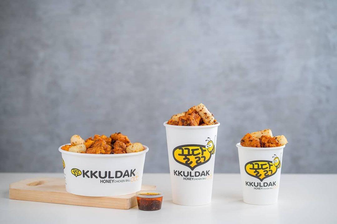 [TEN KULINER] Cobain Kkuldak, Cemilan Ayam Khas Korea Kekinian