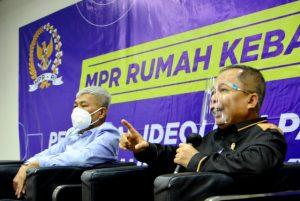 Terkait Radikalisme, Politisi Senior di MPR Sindir Para Pemimpin Partai Komitmen Pada Ideologi Pancasila - SinarHarapan.ID