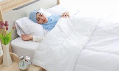 Tidur Sepanjang Hari Saat Puasa, Bagaimana Hukumnya Menurut Islam?