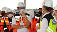 Tinjau Perkembangan Bandar Udara Kediri, Luhut: Selesai Tepat Waktu Pada Pertengahan 2023