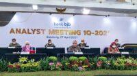 Triwulan I 2021 bank bjb Catatkan Kinerja Positif, Laba Bersih Tumbuh 15,2%