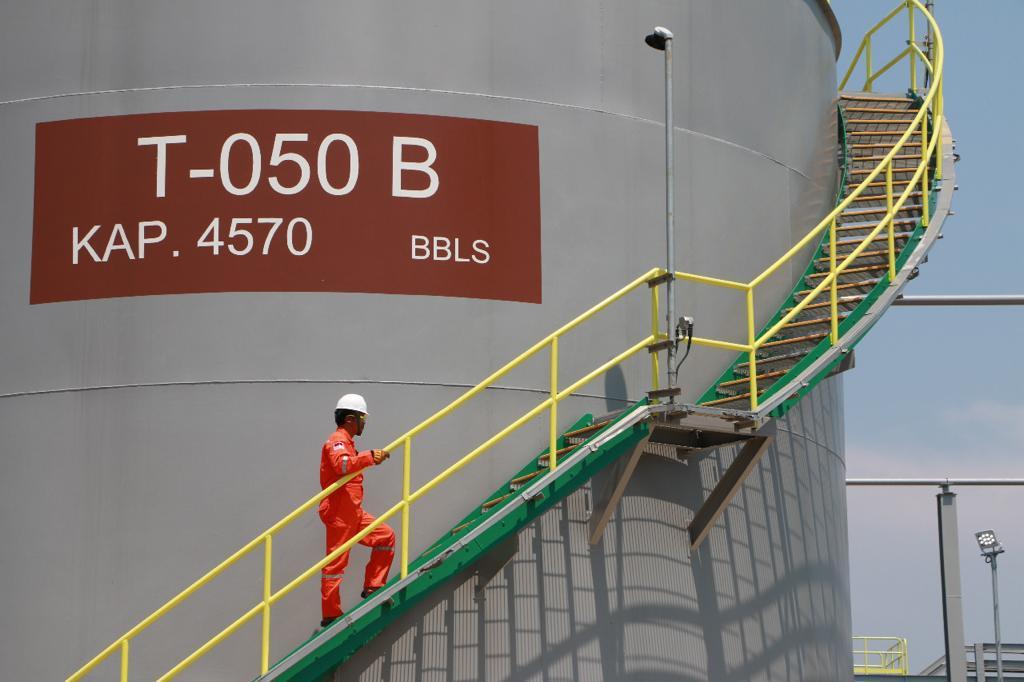Triwulan I/2021, Produksi Migas Subholding Upstream Pertamina Capai 861 MBOEPD