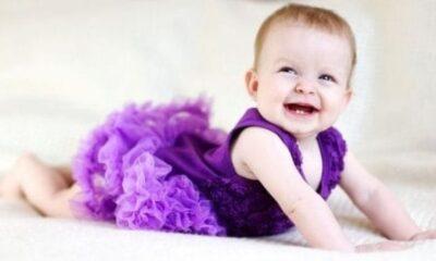 Unik dan Tidak Pasaran, 35 Inspirasi Nama Bayi Bermakna Ungu