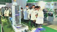 Usung Tema Gold and Diamond, Pegadaian Bangun Tower Baru 22 Lantai