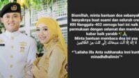 """Viral Curhatan Hati Istri ABK KRI Nanggala 402, """"Papa Sabar Ya, Sebentar Lagi Kapal Ketemu"""""""