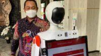 Wali Kota Semarang Siapkan Robot Penerima Tamu di Kantornya