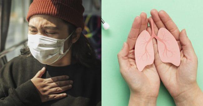 Waspada! Asap Rokok Sebabkan Penyakit Emfisema, Kenali Gejalanya Sebagai Berikut