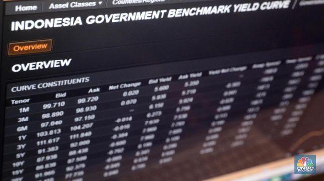 Yield Treasury AS Berpotensi Naik, Namun Harga SBN Menguat