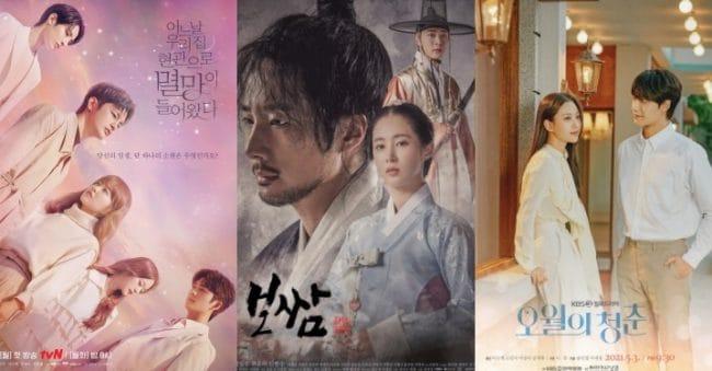 10 Rekomendasi Drama Korea Bulan Mei 2021, Ada Genre Romantis hingga Fantasi
