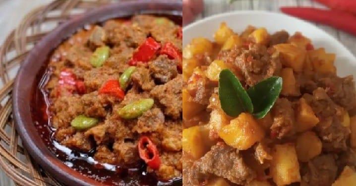 4 Resep Sambal Goreng Daging yang Enak untuk Teman Makan Ketupat saat Lebaran!