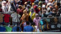 5 Fakta Kerumunan Tanah Abang, Pengunjung Membludak hingga 100 Ribu Orang