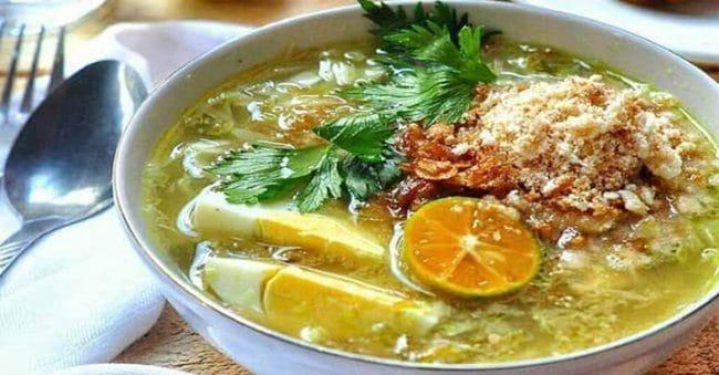 5 Resep Soto Lamongan, Kuliner Nusantara yang Bercita Rasa Gurih